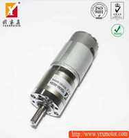 1500rpm or 3000rpm high torque 12v dc motor manufacturers