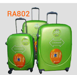 Lightweight Colorful Printed Carry On Luggage