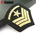 Custom made military uniform shoulder chevron