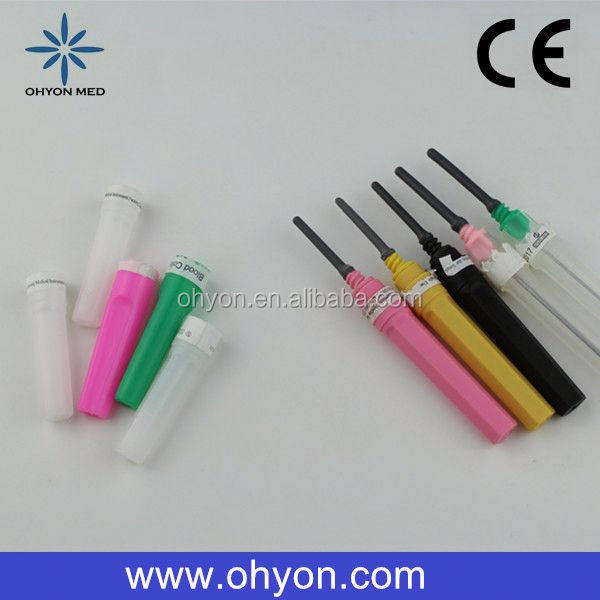 2016 Disposable Medical bone marrow biopsy needle manufacturer