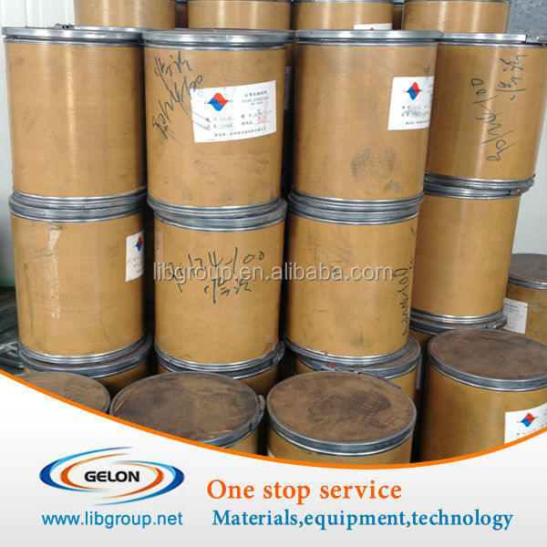 Lithium ion battery licoo2 lco powder coating raw materials