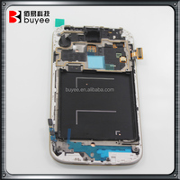 alibaba express Lcd Screen assembly For Samsung Galaxy S4 I9505 i9500, mobile phones display for samsung galaxy s4