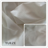 mesh fabric polyester jacquard fabric for lining garment curtain