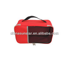 High quality portable golf shoe bag
