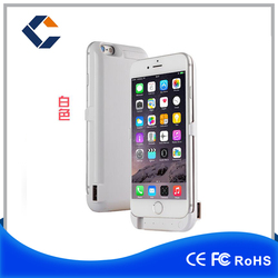 Wirless power bank battery,cell phone battery case,charger for iphone 6 power case