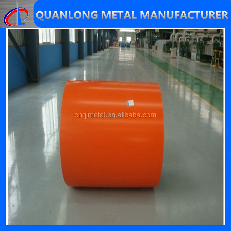 high quality color coated secondary ppgi coils and sheets