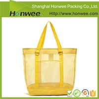 hot sale women fashion baggu reusable vinyl tote shopping bag