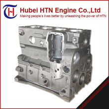 Cummins spare parts cylinder block for diesel engine electric control series
