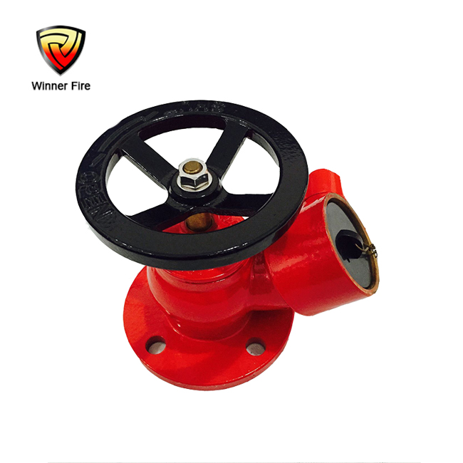 1 inch Rubber fire hose reel with cover