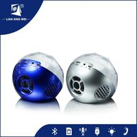 2.1 mini ball music Speaker Best Stereo Sound 2*3W Super Bass Bluetooth Portable