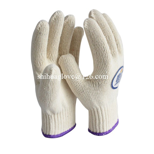 Linyi cotton gloves factory