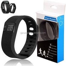 TW64 Smart Bracelet Watch for Iphone Android Sleep/run Monitor Waterproof Smart Wristband