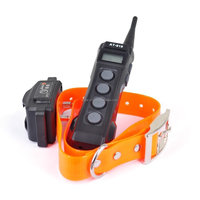 Automatic anti-bark collar 1000m remote control train pet dog obedience trainers dogs training