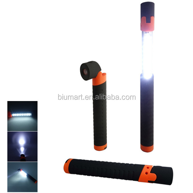 10+1LED Telescopic Working Light with stronger magnet & hook