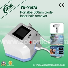 International hair removal disc with nd yag laser