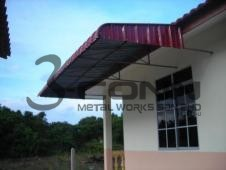 Awning ~ Metal Deck