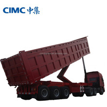 CIMC Tri-axles 40t strong box utility trailer for sale