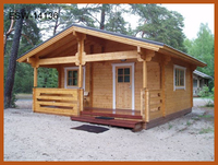 Small Simple Wooden House Low cost