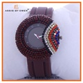 Assisi ladies dress bling bling geneva diamond master watch