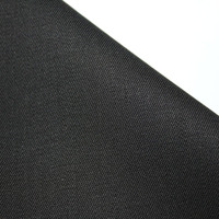 Italian Black Wed Dress Suit Fabric