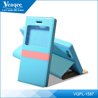 Veaqee western leather cell phone custom printed phone case for apple phone