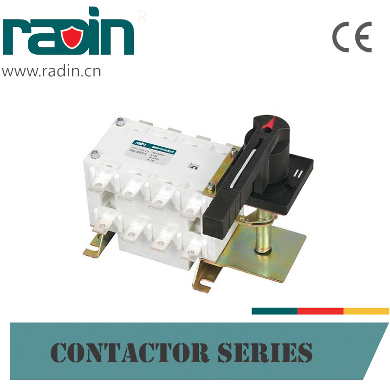 High Quality AC 660V DC 440V Electronic Load Isolation Changeover Switch