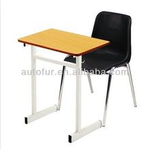 Classroom Single Student Desk And Chair