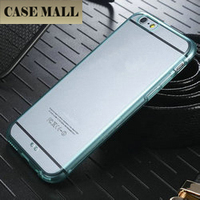 TPU clear phone case for iphone6, transparent phone case,for iphone 6 case transparent