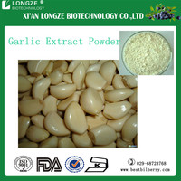High Quality Garlic Extract /Garlic clove extract powder with allicin 1%, 2%, 2.5% 5% HPLC