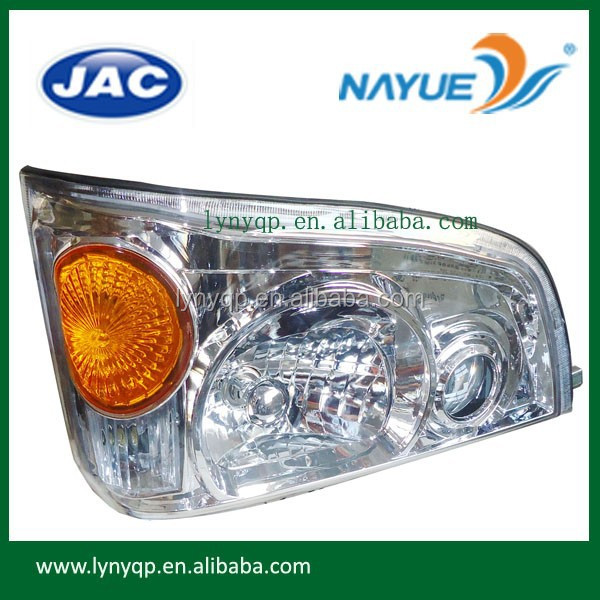 JAC truck spare parts head light OEM 3711920E800