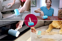 Pet Hair Remover Sticky Lint Roller/ Washable Sticky Buddy