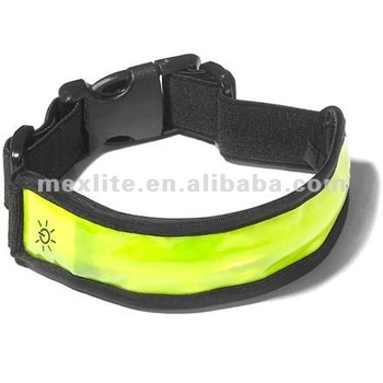 LED Elastic Quick Release Buckle Marker Band