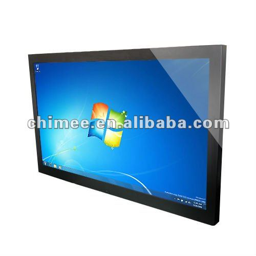 46 inch LCD VESA Standard wall mounted all in one pc touchscreen(All In One Computer)(Full HD 1080P,i3 i5 i7 available)