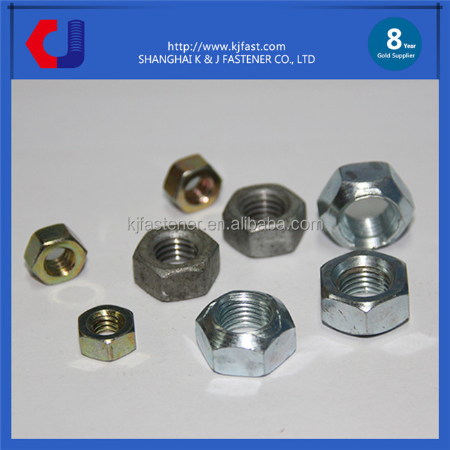 Alibaba Wholesale Best Quality High End China Made Clamp Bolt And Nut