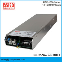 Meanwell RSP-1000-48 1000W 220v AC 48v DC Switch Power Supply