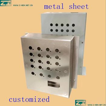 OEM metal sheet custom precision stamped bending parts for computer welding fabrication structural steel section Ring Packing