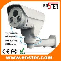Bullet ptz hd 1080p ip Camera,adjust for Pan/Tilt/Zoom by dvr or mobile phone
