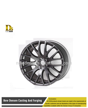 OEM Customized Cast Aluminum alloy wheel for machinery parts