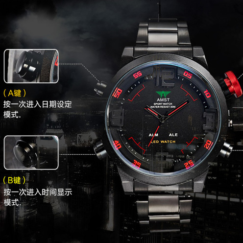 New china factory military quality automatic watches for men wholesale cheap custom watches
