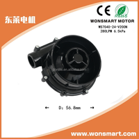 air dancer blowerbrushless dc motorsmall centrifugal blower