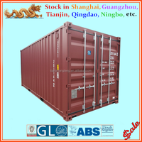 China factory sales price 20gp container