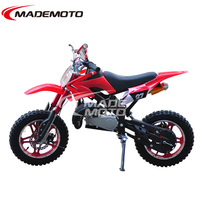 kids gas dirt bikes mini cross 50cc with fast speed