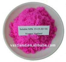 100% Water Soluble NPK 15-30-15+TE