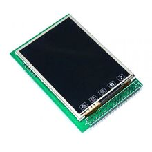 5PCS/LOT 2.8 Inch TFT LCD Display Touch Screen Module with SD Slot For aduino 2560 R3