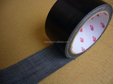 wholesale cheap waterproof black book binding adhesive cloth duct tape