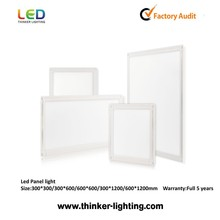 Fast delivery time AC85-265V 50Hz 18W ce&rohs certification led panel light 300x300