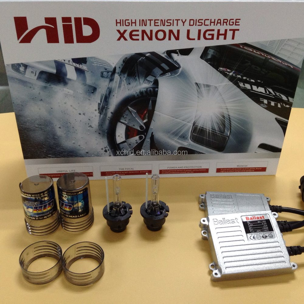 Factory price HID xenon conversion 35w AC kits with CE ROHS SGS ISO