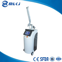 high quality CE approved portable fractional co2 laser for skin resurfacing