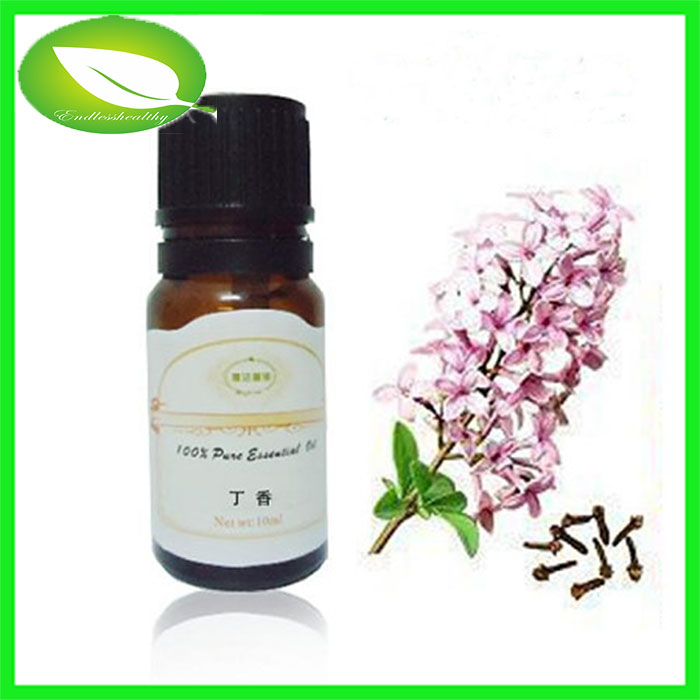 Organic clove leaf oil clove flower essential oil pure clove oil for massage