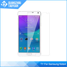 Explosion proof protector 0.33mm full cover privacy pure glass for samsung galaxy note4 tempered glass screen